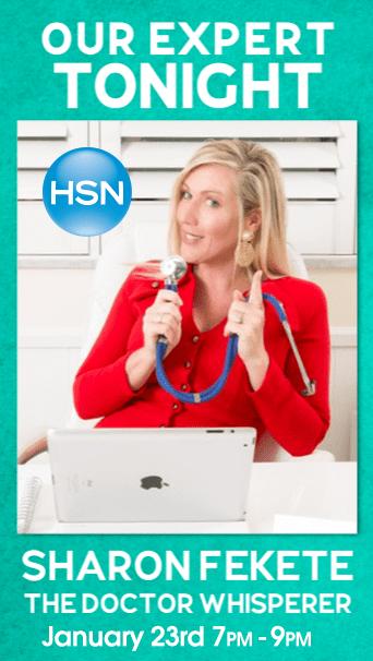 Sharon Fekete on HSN